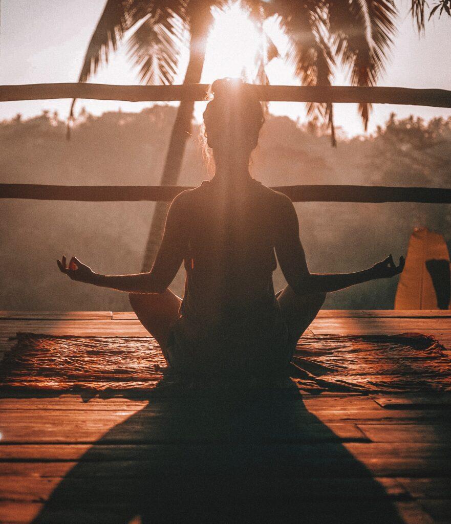 Vandana Yoga von Ricarda Kühr Apolda Kontaktformular